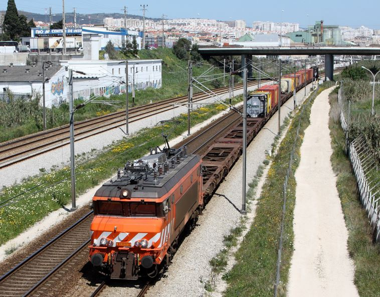 Trainspotter nº 002 – Julho 2010