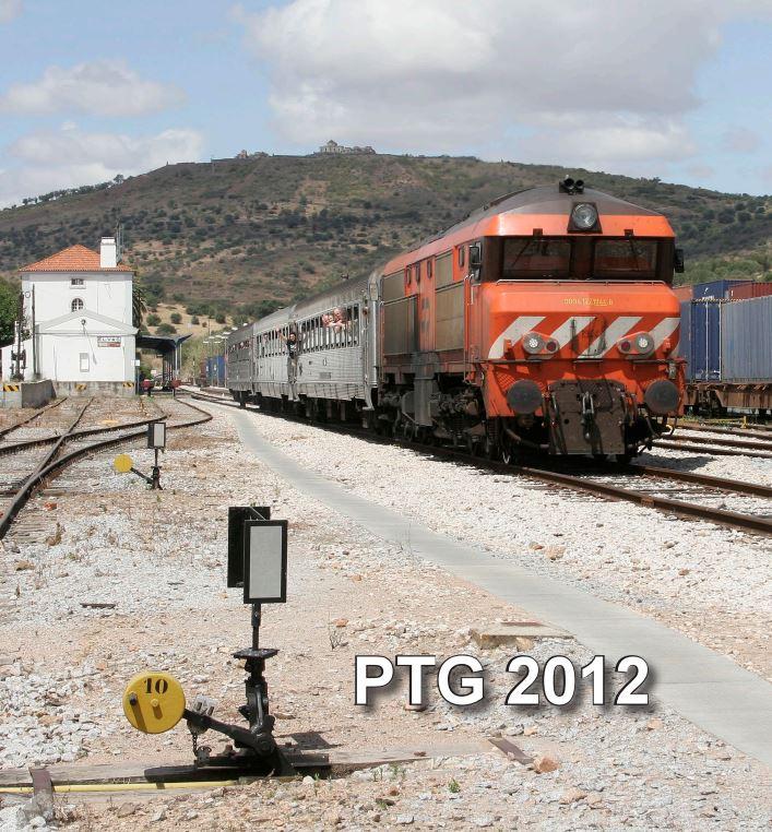 Trainspotter nº 025 – Agosto de 2012