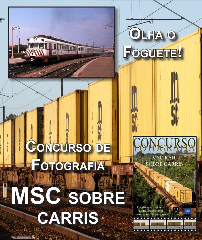 Trainspotter nº 056 – Abril de 2015