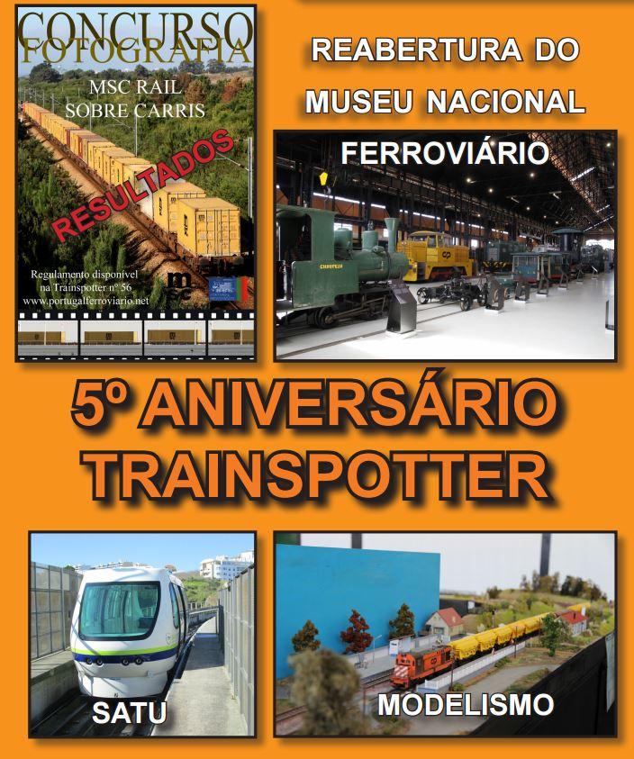 Trainspotter nº 058 – Junho de 2015