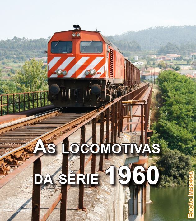 Trainspotter II – As locomotivas 1960