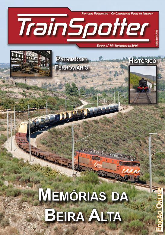 Trainspotter nº 075 – Novembro de 2016