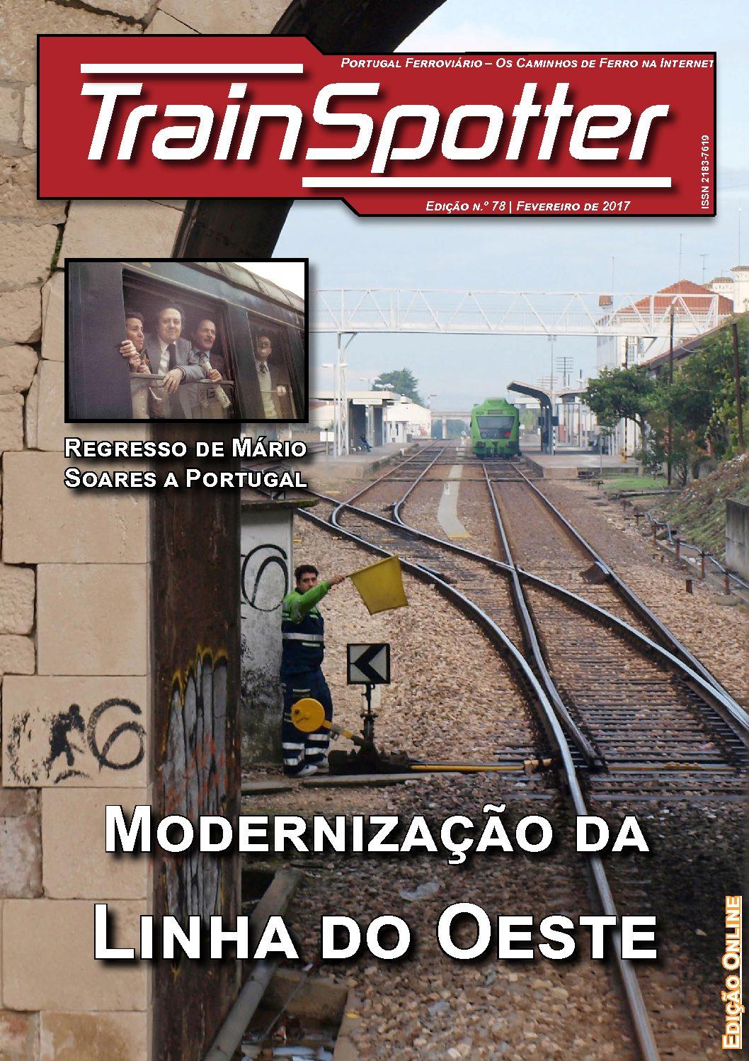 Trainspotter nº 078 – Fevereiro de 2017