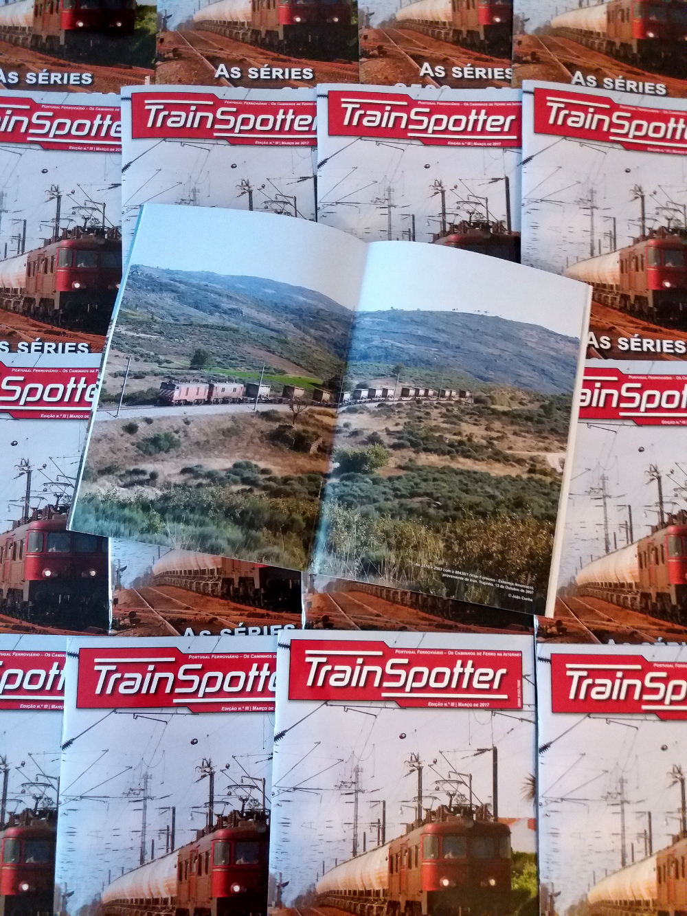 Trainspotter III já disponível (Atualizada)