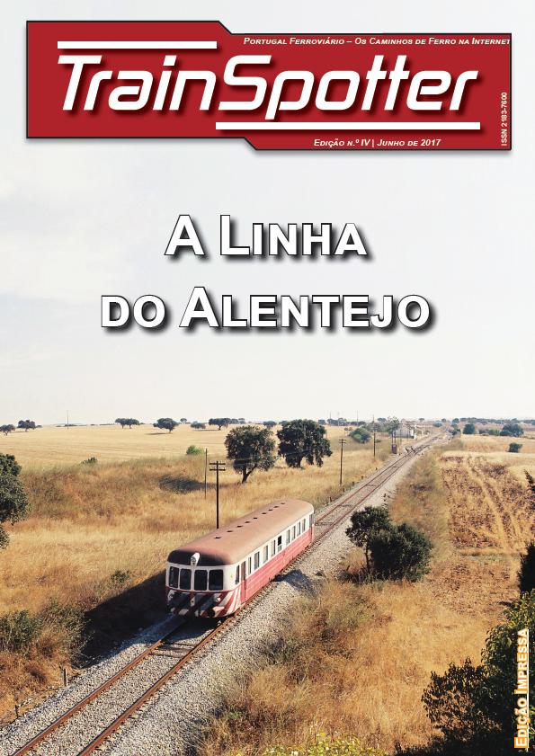 Trainspotter IV – A linha do Alentejo