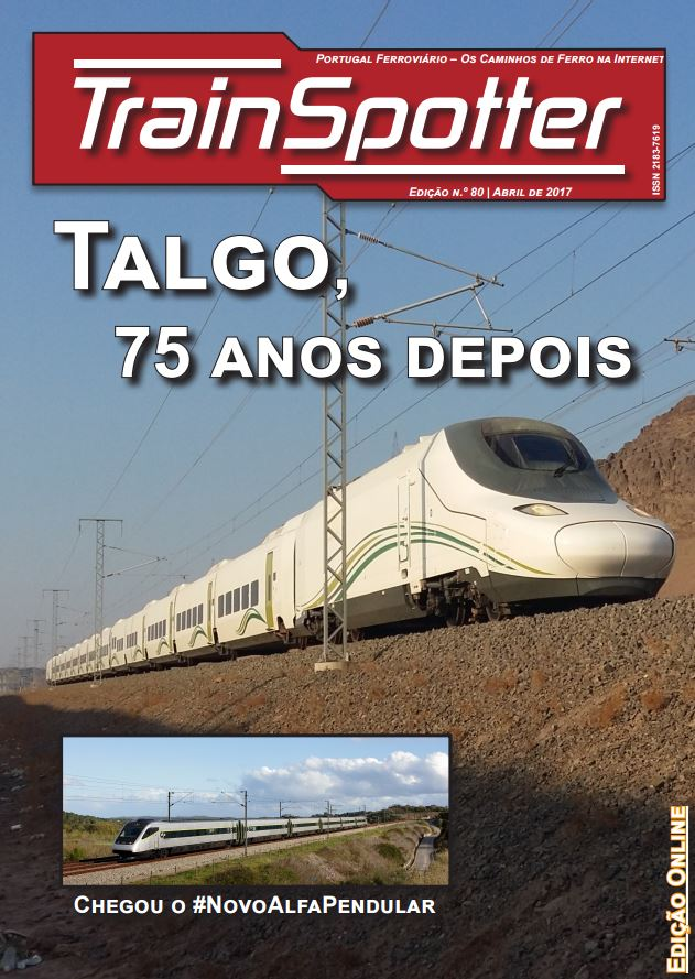 Trainspotter nº 080 – Abril de 2017