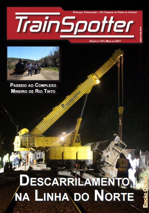 Trainspotter nº 081 – Maio de 2017