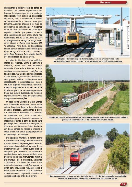 Trainspotter IV – Antevisão
