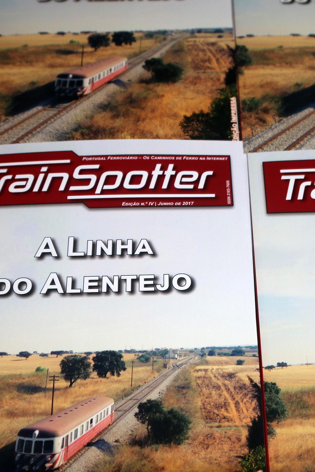 Trainspotter IV em distribuição