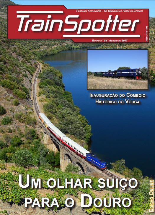 Trainspotter nº 084 – Agosto de 2017