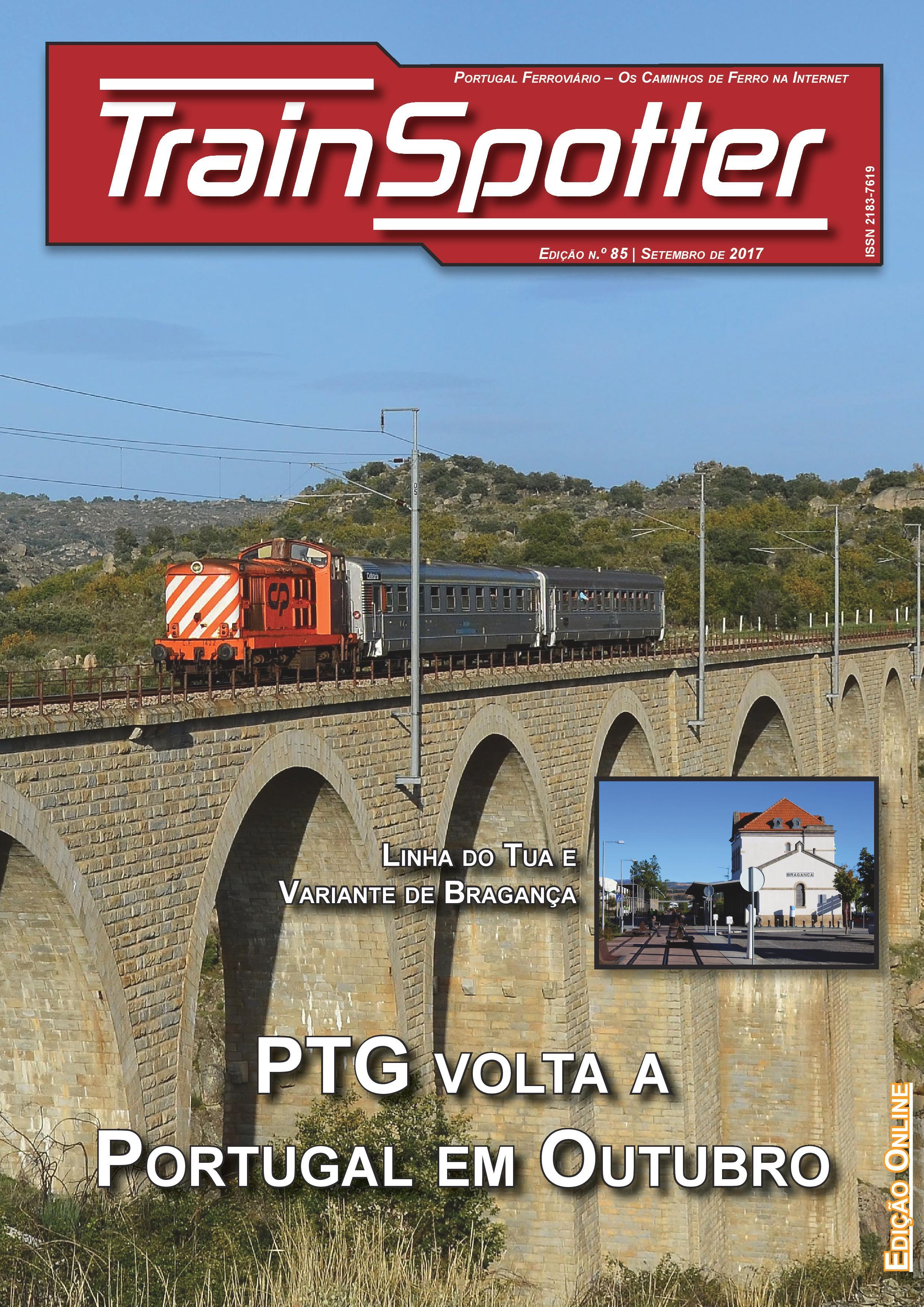 Trainspotter nº 085 – Setembro de 2017
