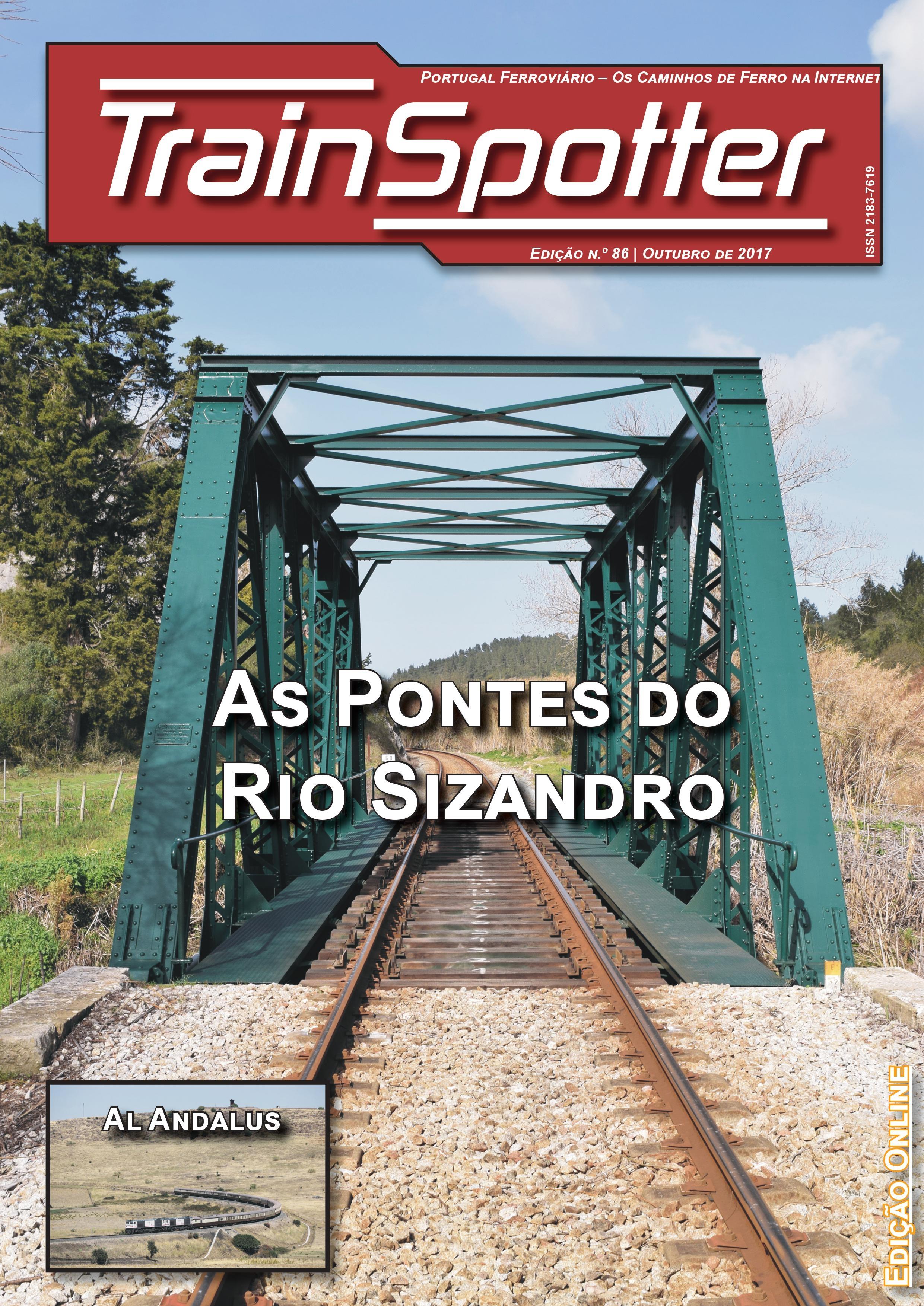 Trainspotter nº 086 – Outubro de 2017