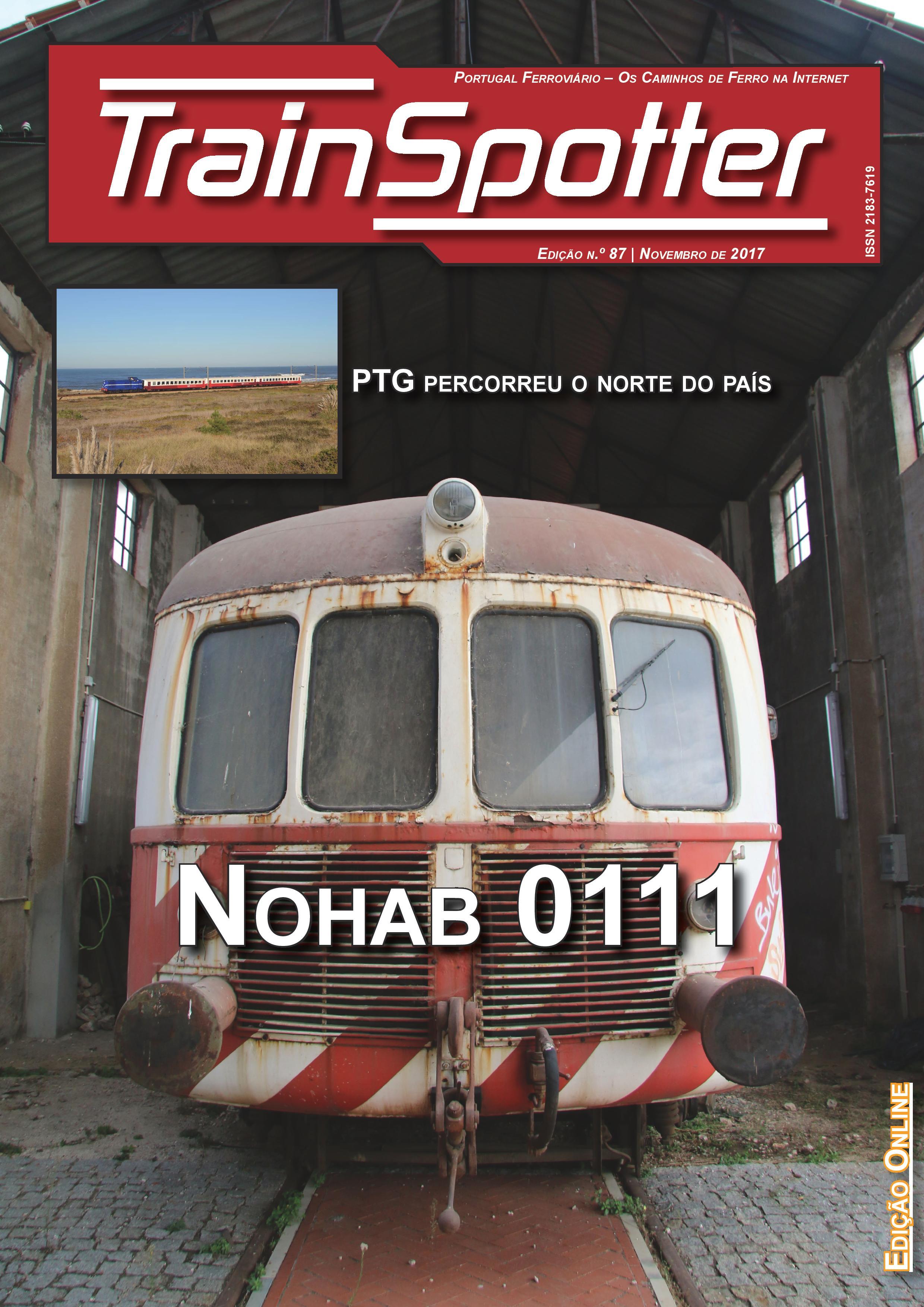 Trainspotter nº 087 – Novembro de 2017