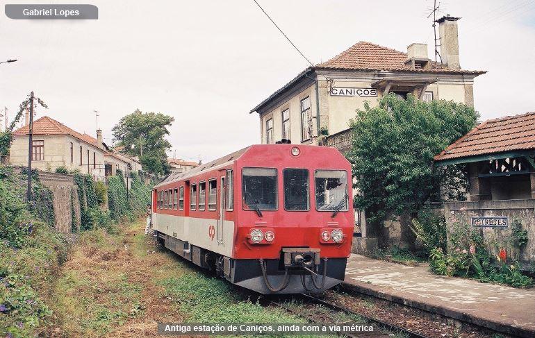 Dez anos de reconversão da linha de Guimarães