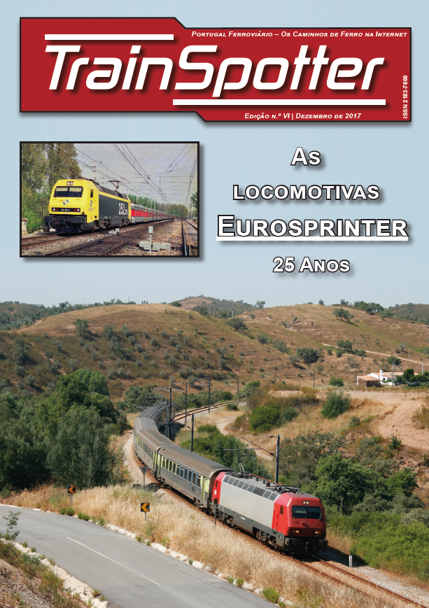 Trainspotter VI – As locomotivas 5600 da CP e 252 da Renfe