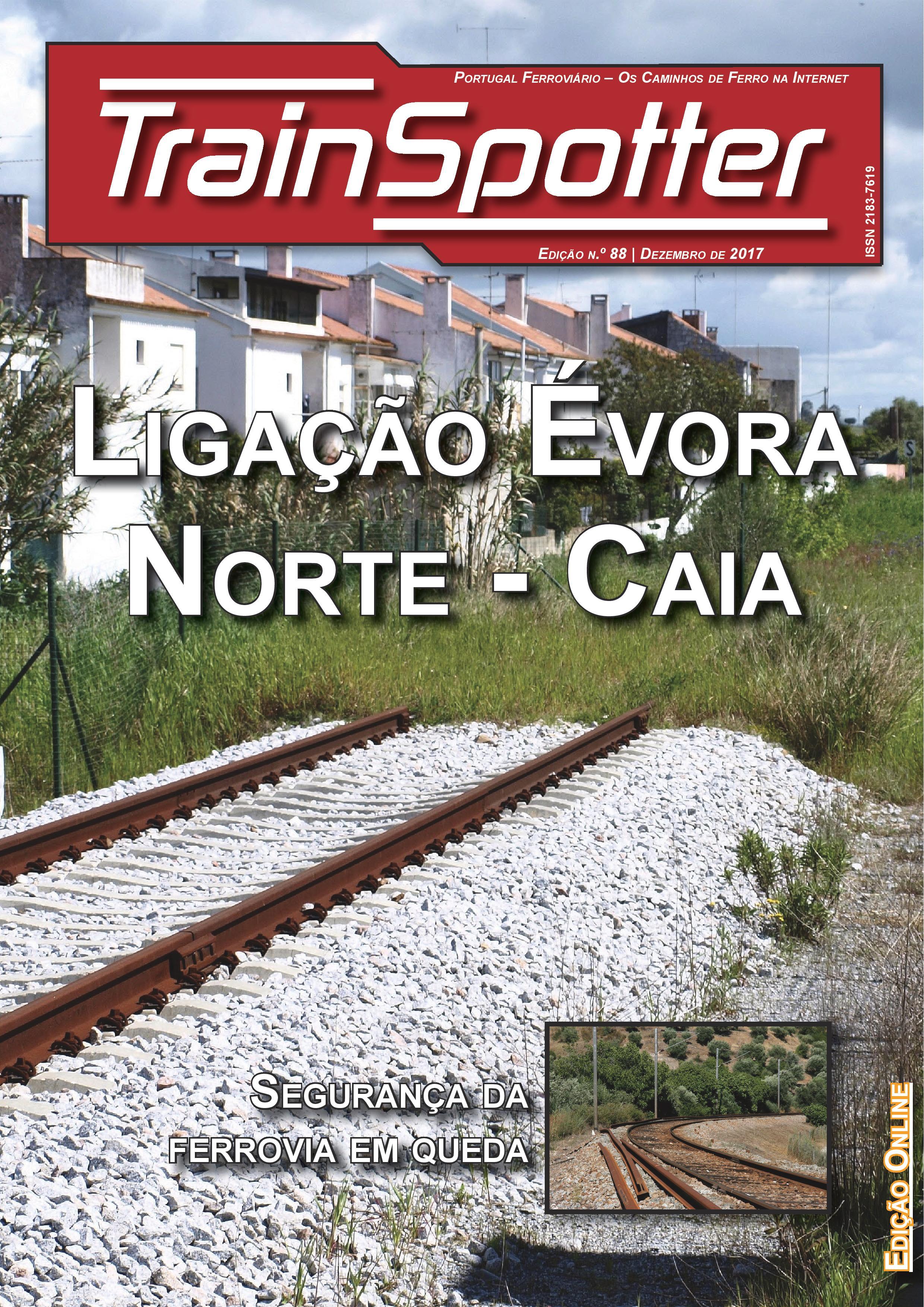 Trainspotter nº 088 – Dezembro de 2017