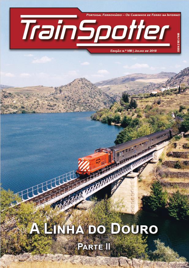 Trainspotter VIII – A linha do Douro – Volume 2