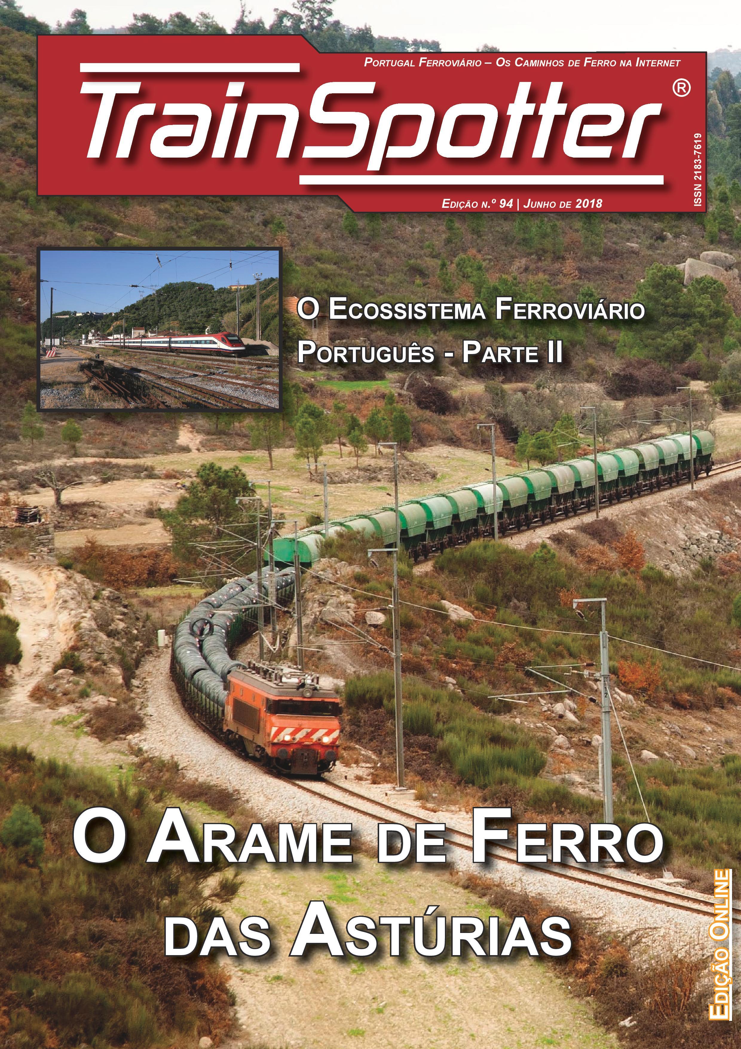 Trainspotter nº 094 – Junho de 2018
