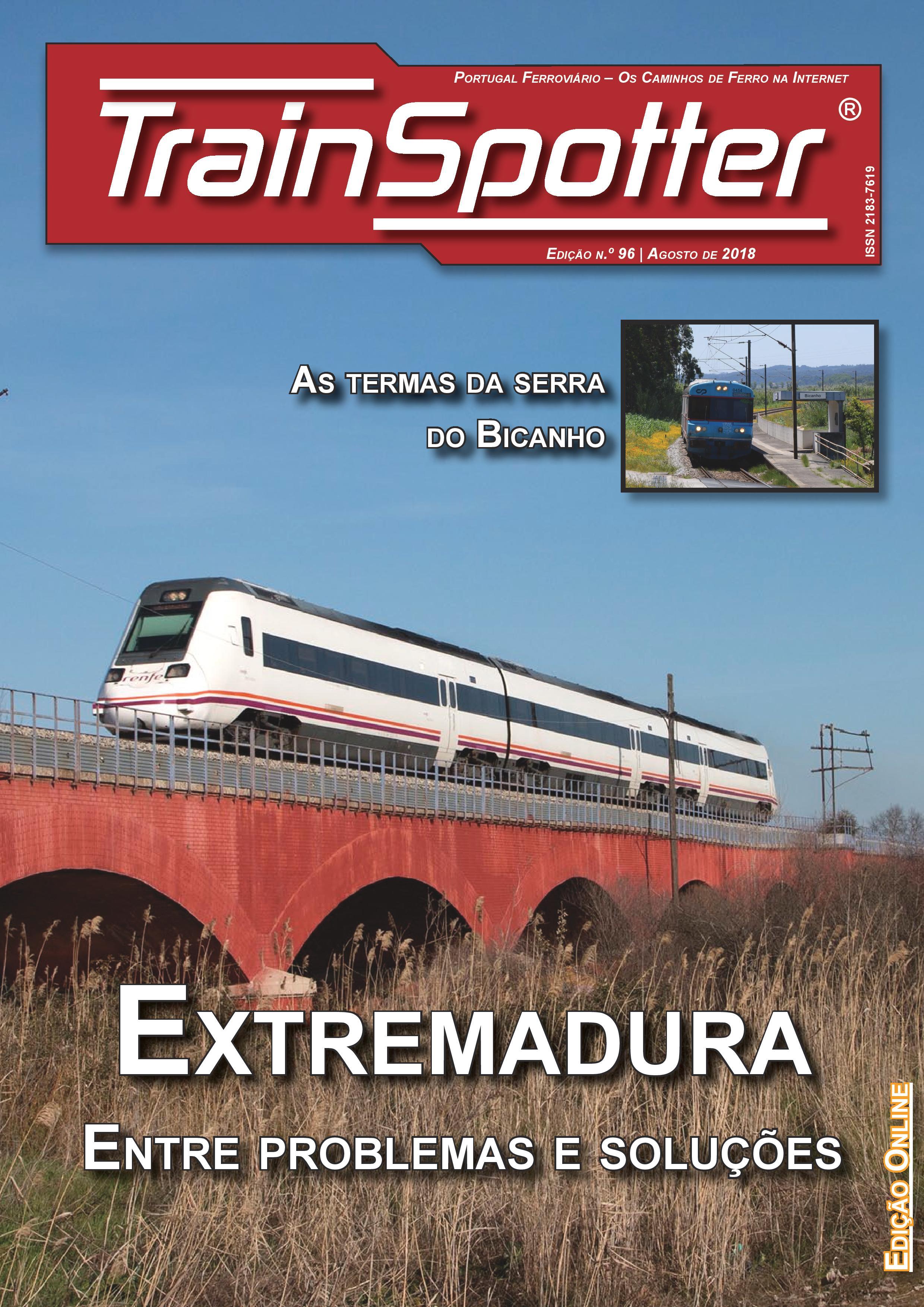 Trainspotter nº 096 – Agosto de 2018