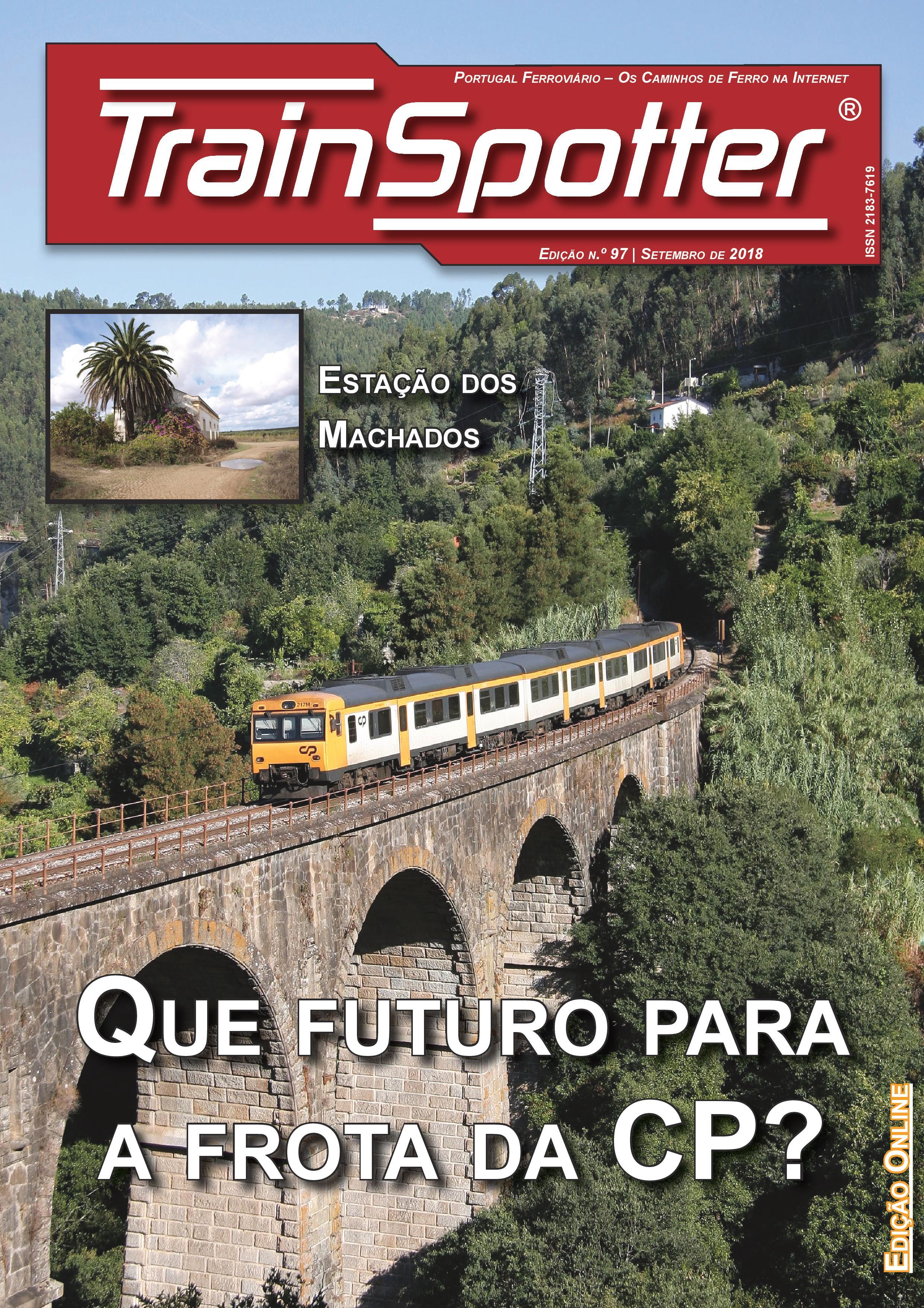 Trainspotter nº 097 – Setembro de 2018