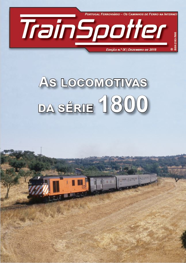 Trainspotter IX – As locomotivas 1800