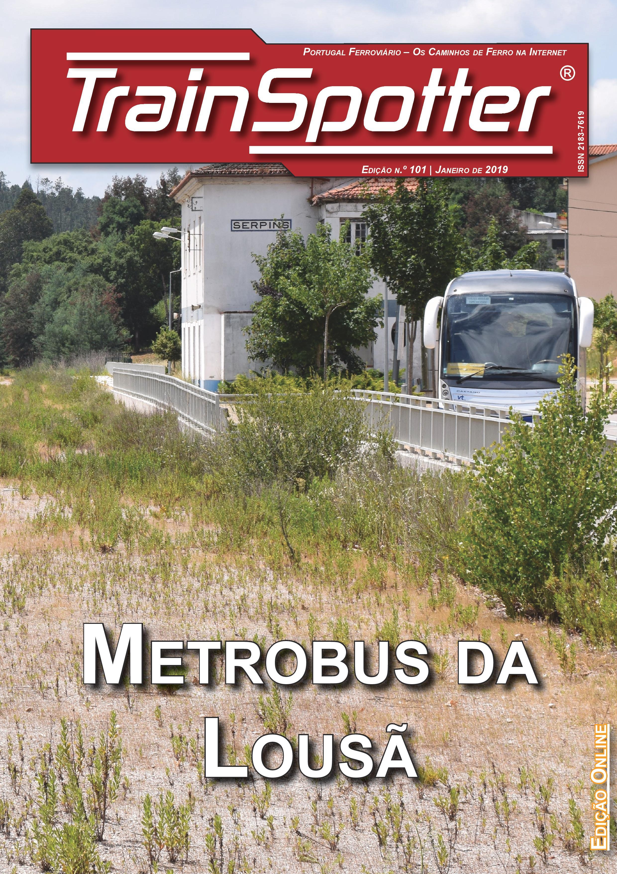 Trainspotter nº 101 – Janeiro de 2019