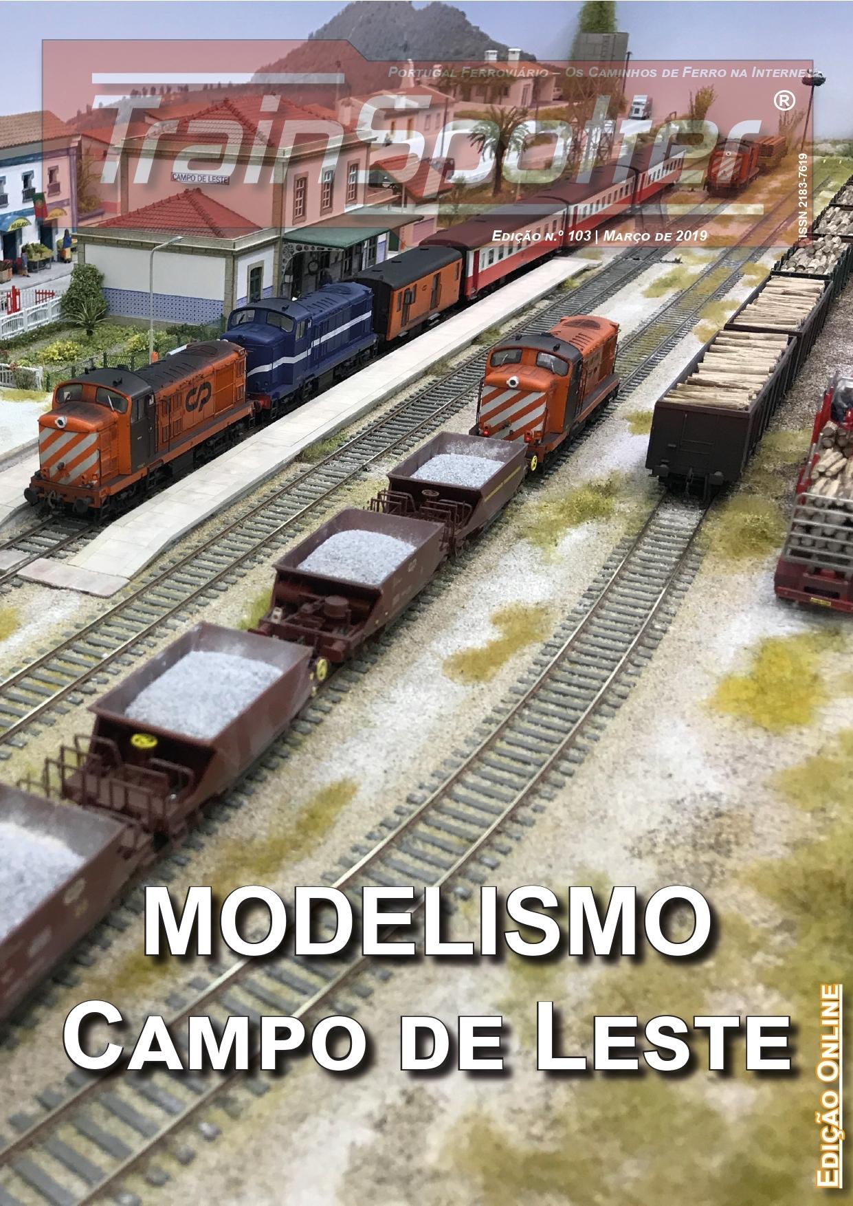 Trainspotter nº 103 – Março de 2019