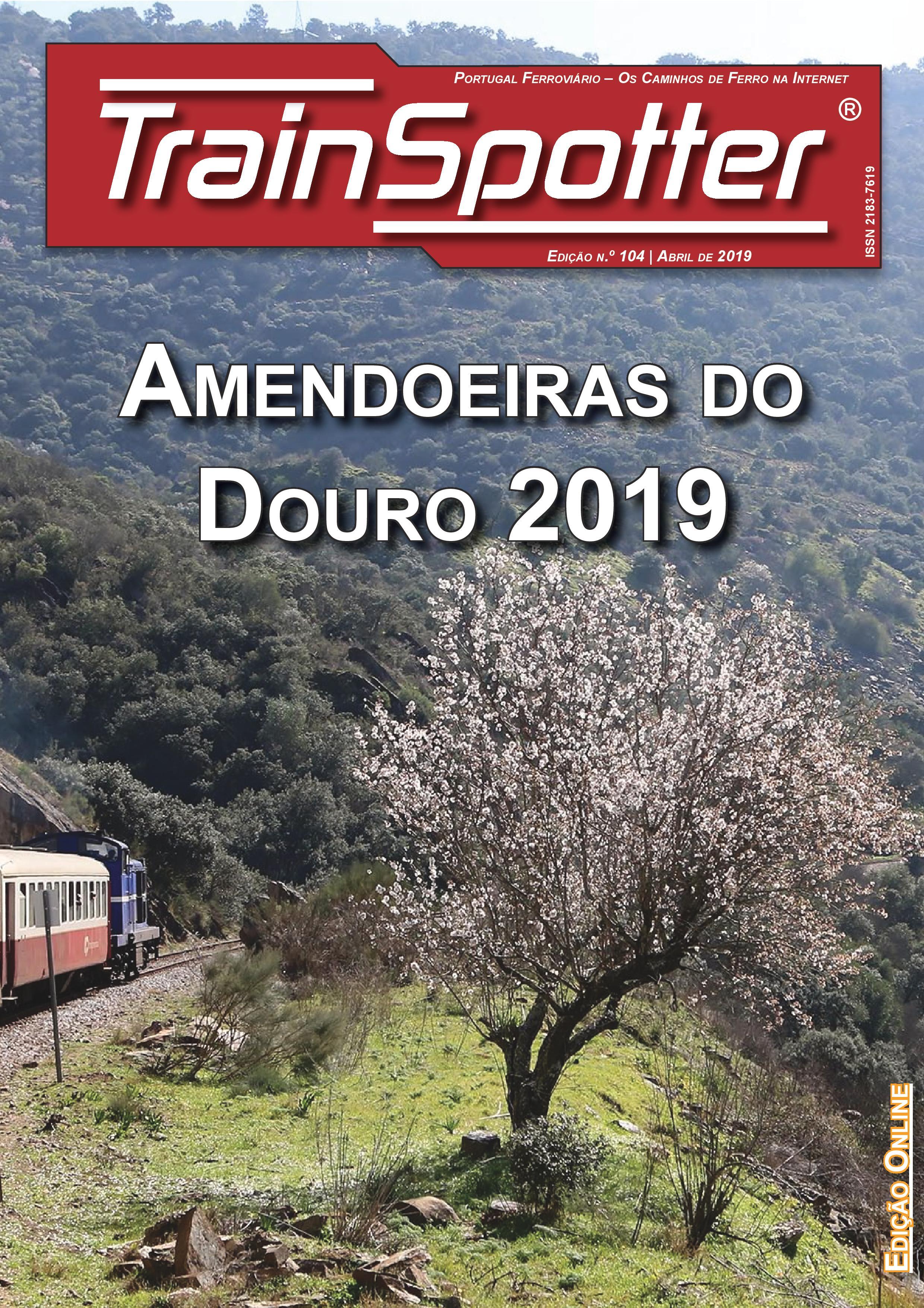 Trainspotter nº 104 – Abril de 2019