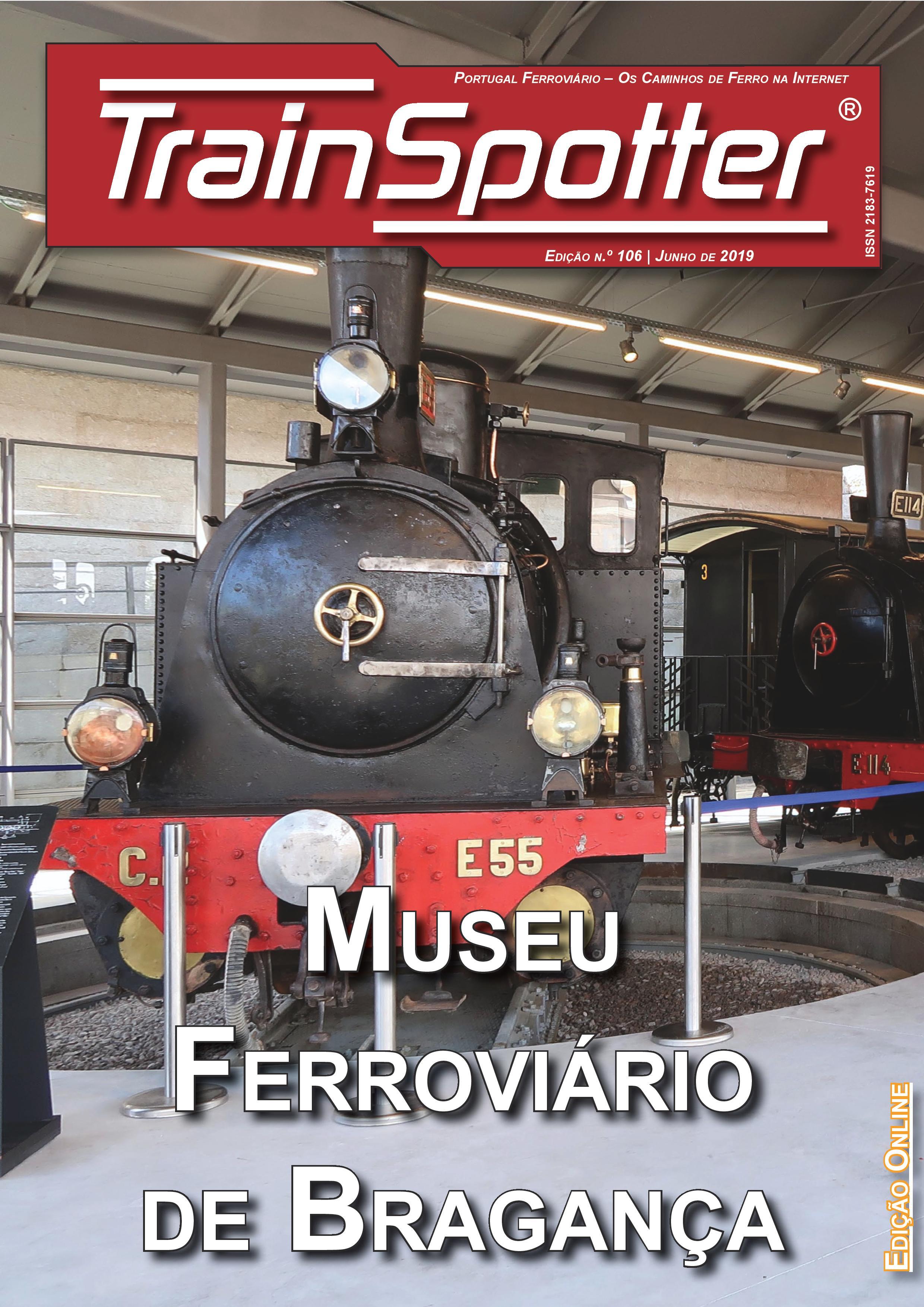 Trainspotter nº 106 – Junho de 2019