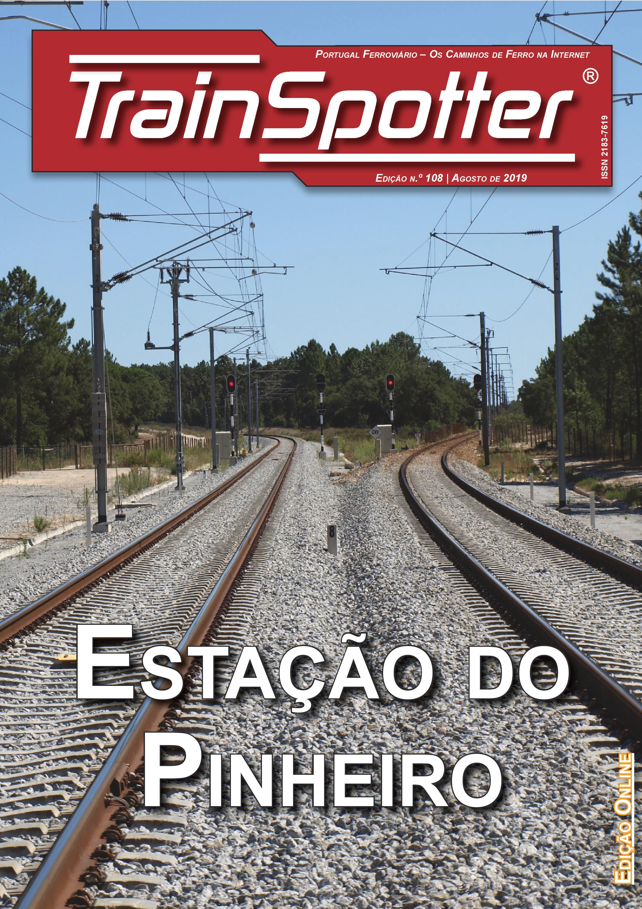 Trainspotter nº 108 – Agosto de 2019