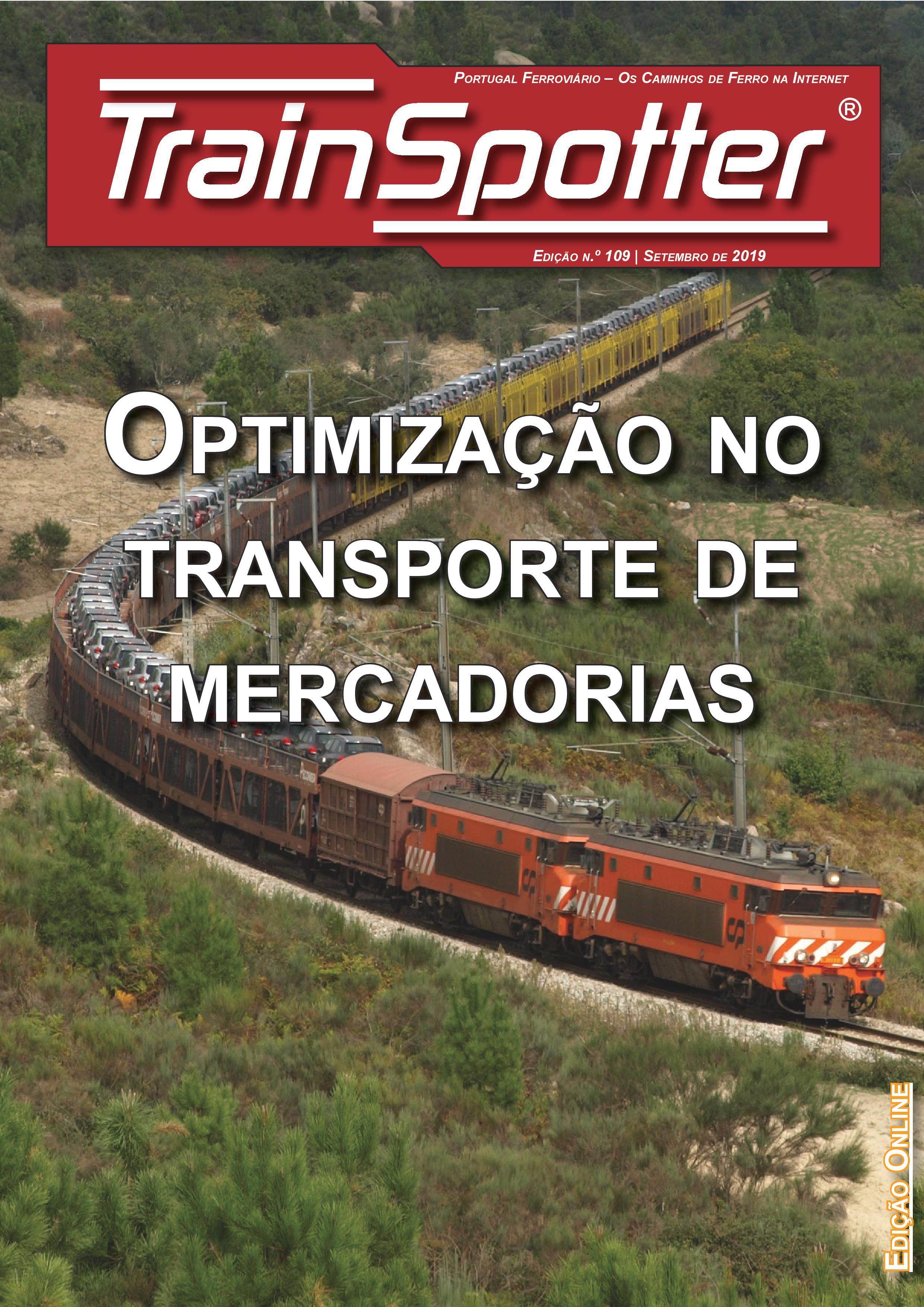 Trainspotter nº 109 – Setembro de 2019