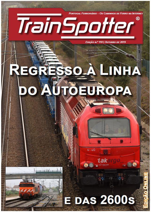 Trainspotter nº 110 – Outubro de 2019