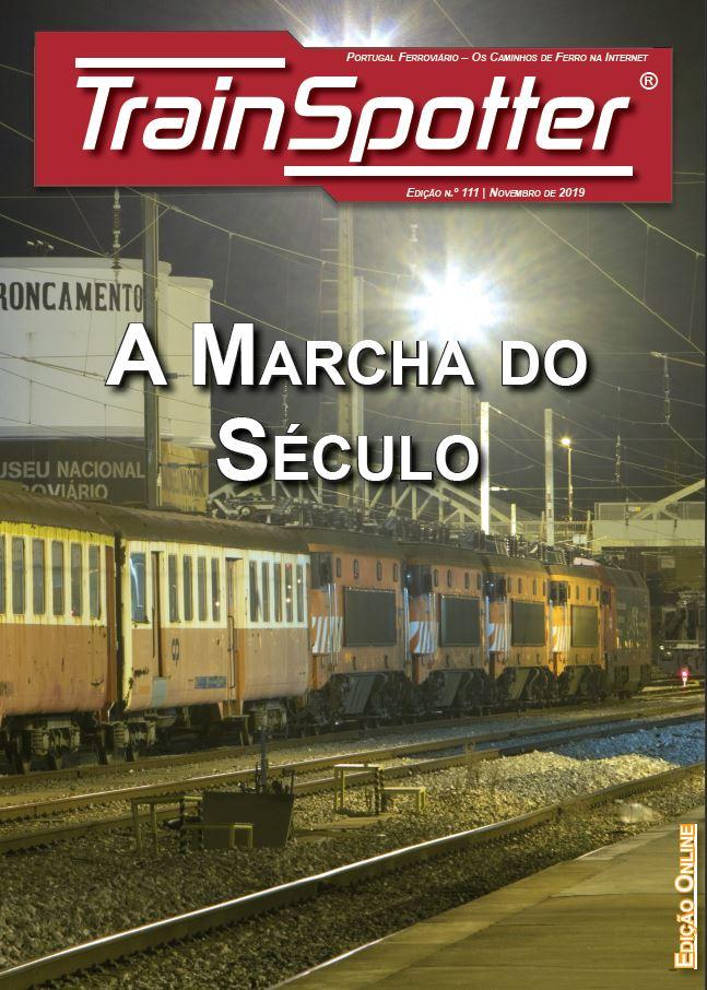 Trainspotter nº 111 – Novembro de 2019