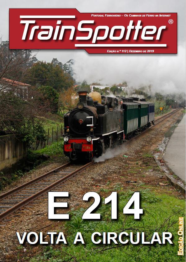 Trainspotter nº 112 – Dezembro de 2019