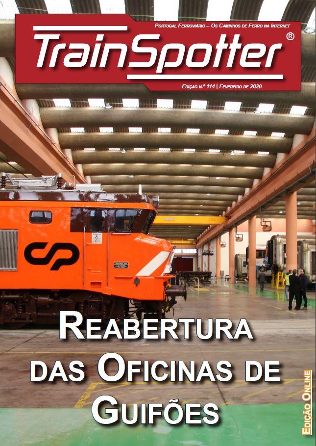 Trainspotter nº 114 – Fevereiro de 2020