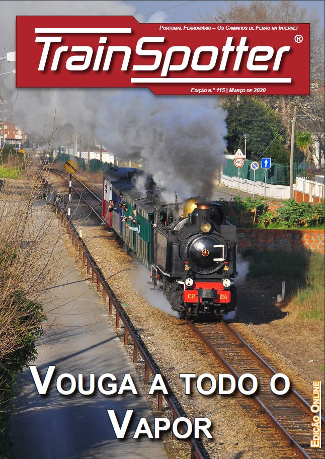 Trainspotter nº 115 – Março de 2020