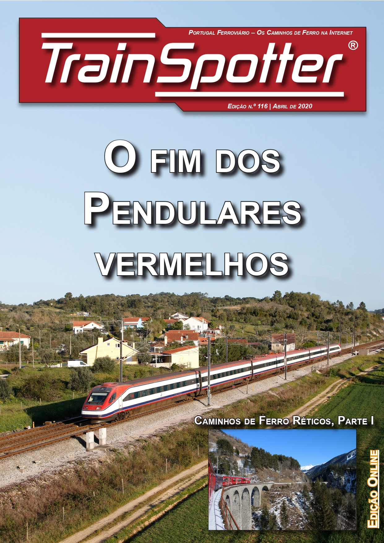 Trainspotter nº 116 – Abril de 2020