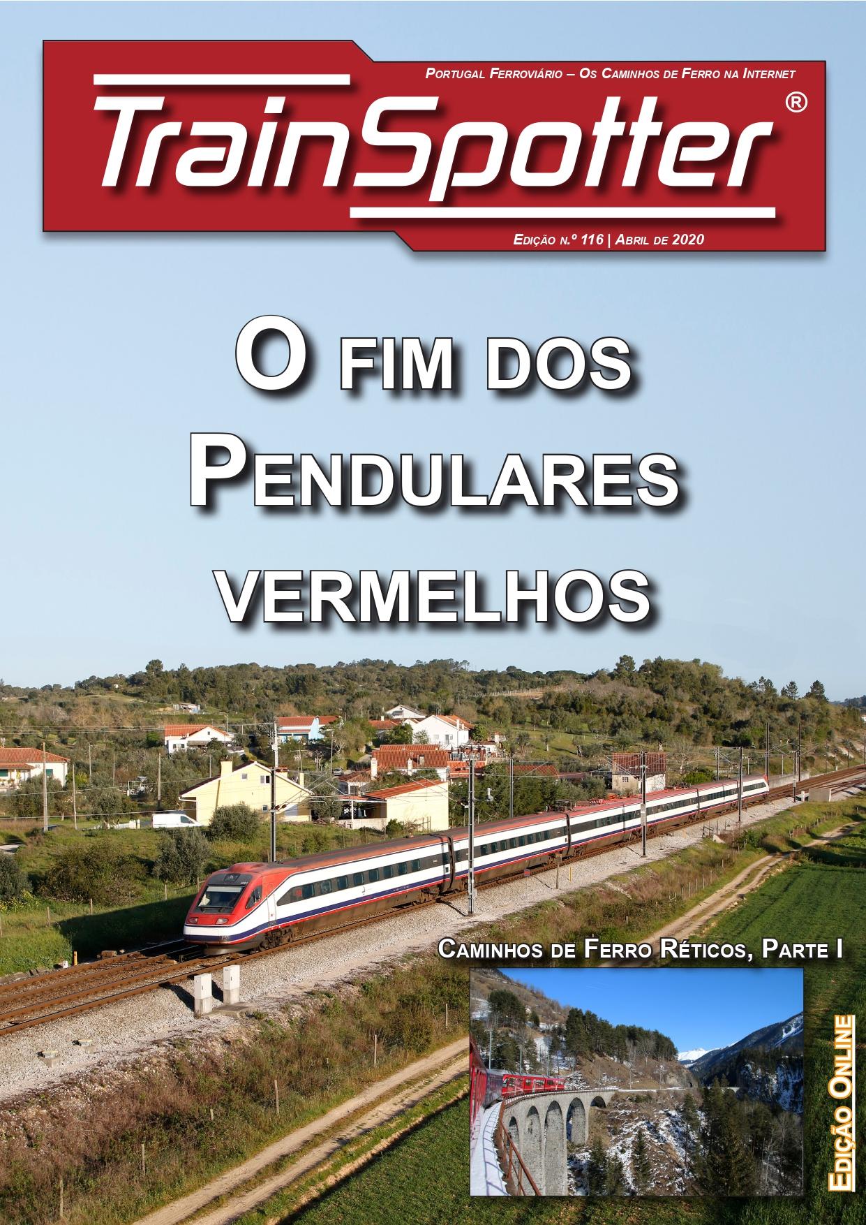 Trainspotter nº 116 – Abril de 2020