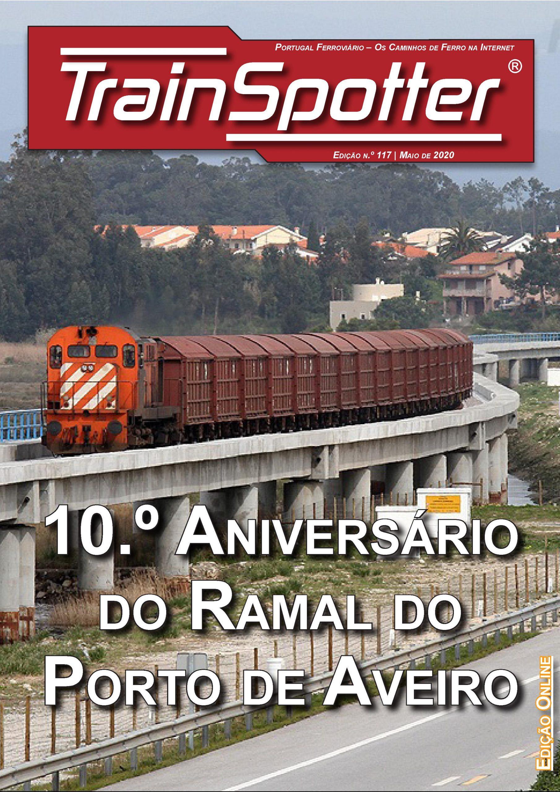 Trainspotter nº 117 – Maio de 2020