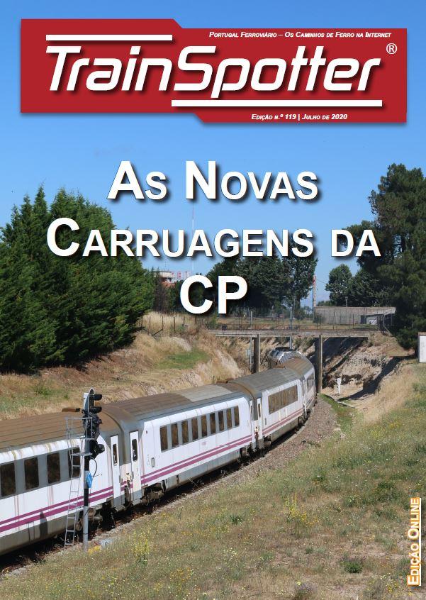 Trainspotter nº 119 – Julho de 2020
