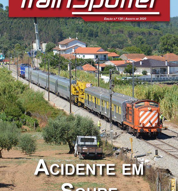 Trainspotter nº 120 – Agosto de 2020