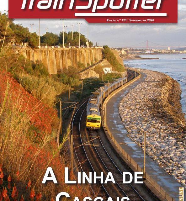 Trainspotter nº 121 – Setembro de 2020