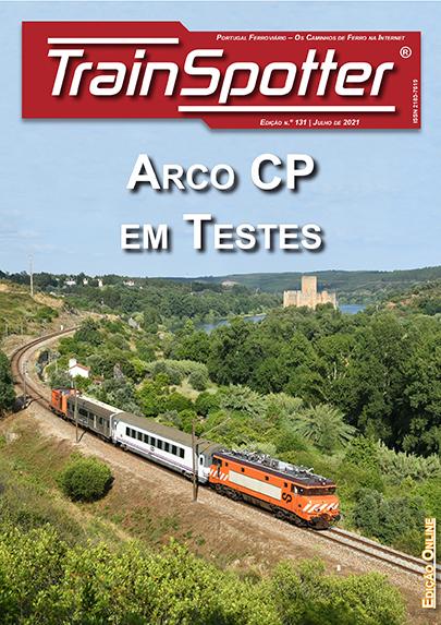 Trainspotter 131 – Julho de 2021