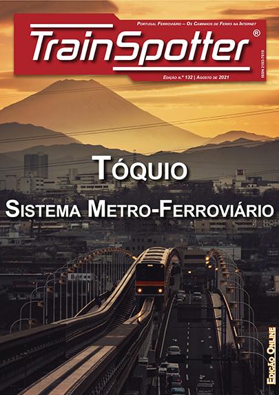 Trainspotter 132 – Agosto 2021