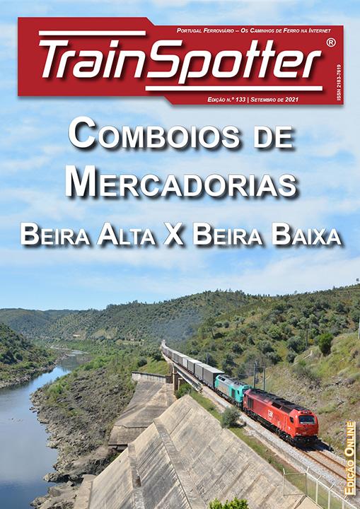 Trainspotter 133 – Setembro 2021
